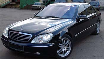 Mercedes 220a 300